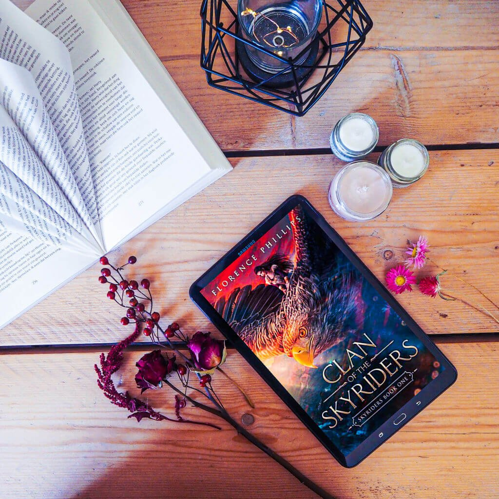 Clan of the Skyriders by Florence Phillips book review