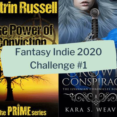 Fantasy Indie Reading Challenge: Non-native English speaking