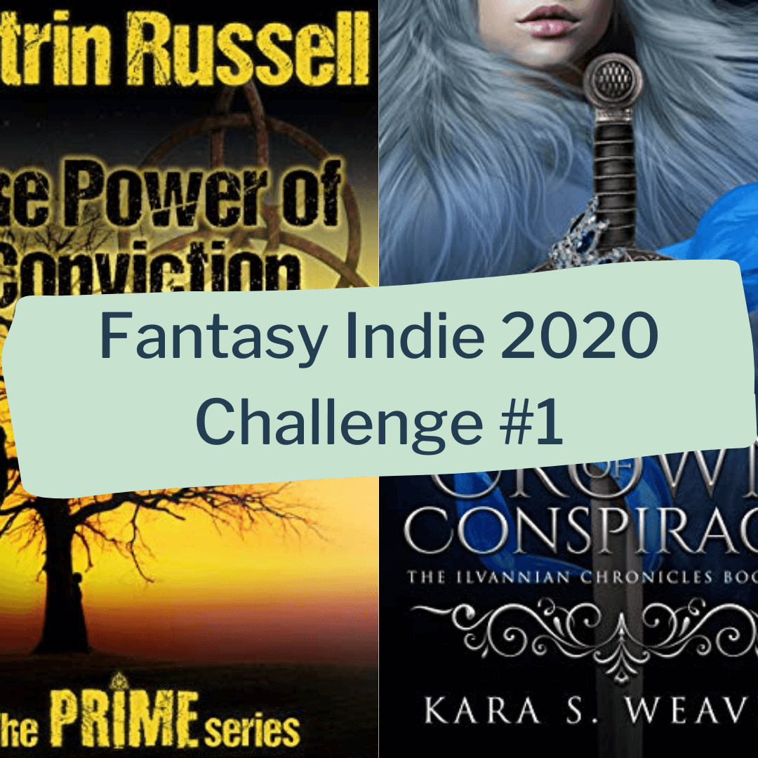 Fantasy Indie 2020 Reading Challenge: non-native English