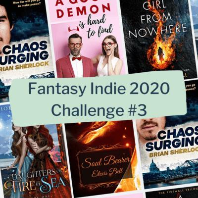 Indie Reading Challenge 2020: Multiple POVs
