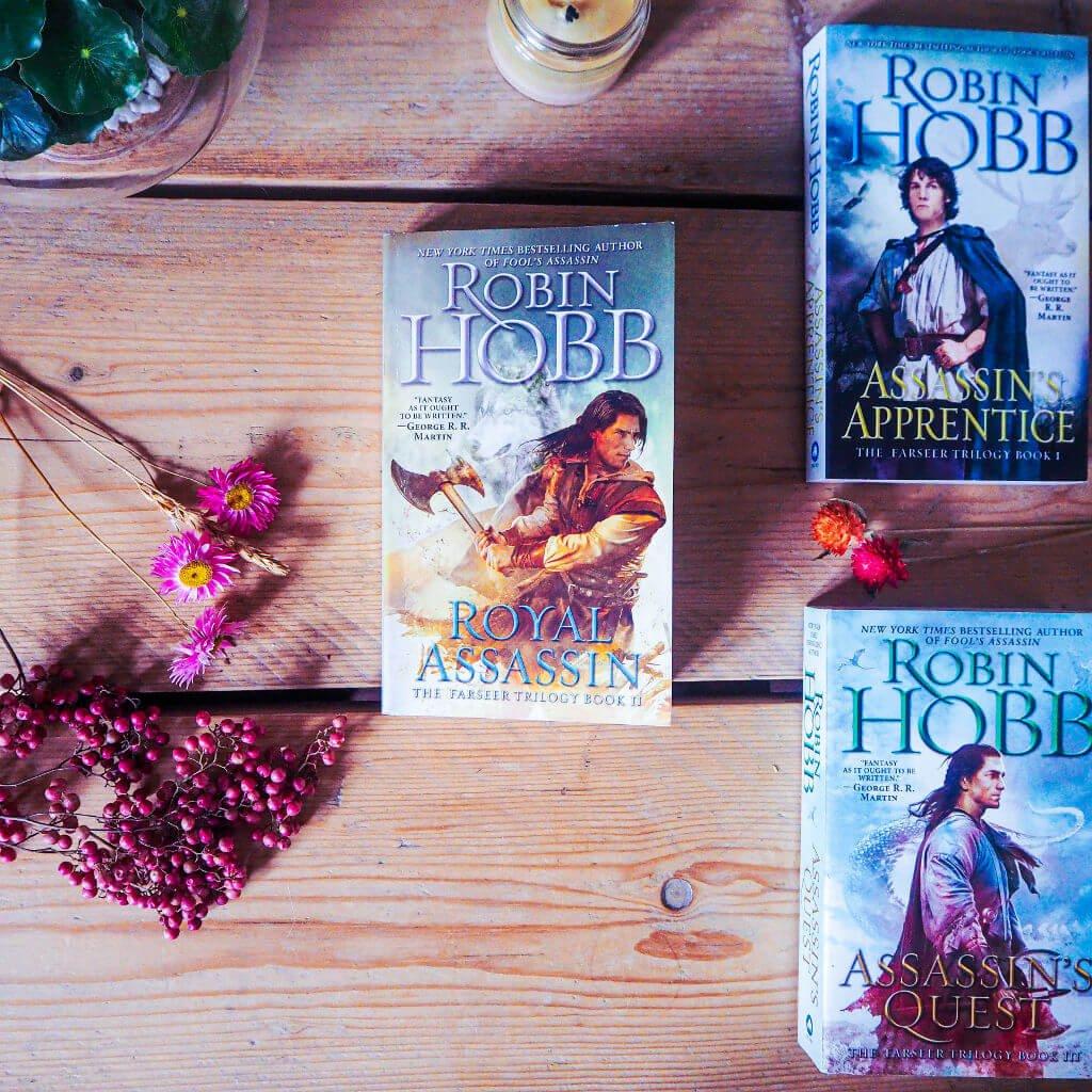 royal assassin book review