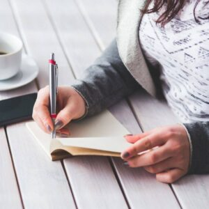 Blog post on how to write a scene