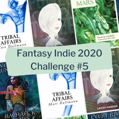 Indie Reading Challenge 2020: Quick reads