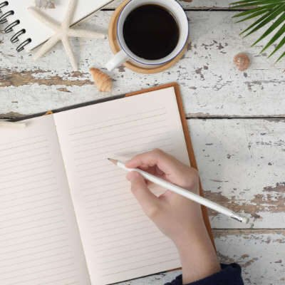 July Writing Update: Setting New Goals