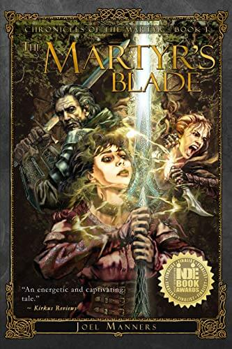 martyrs blade book cover