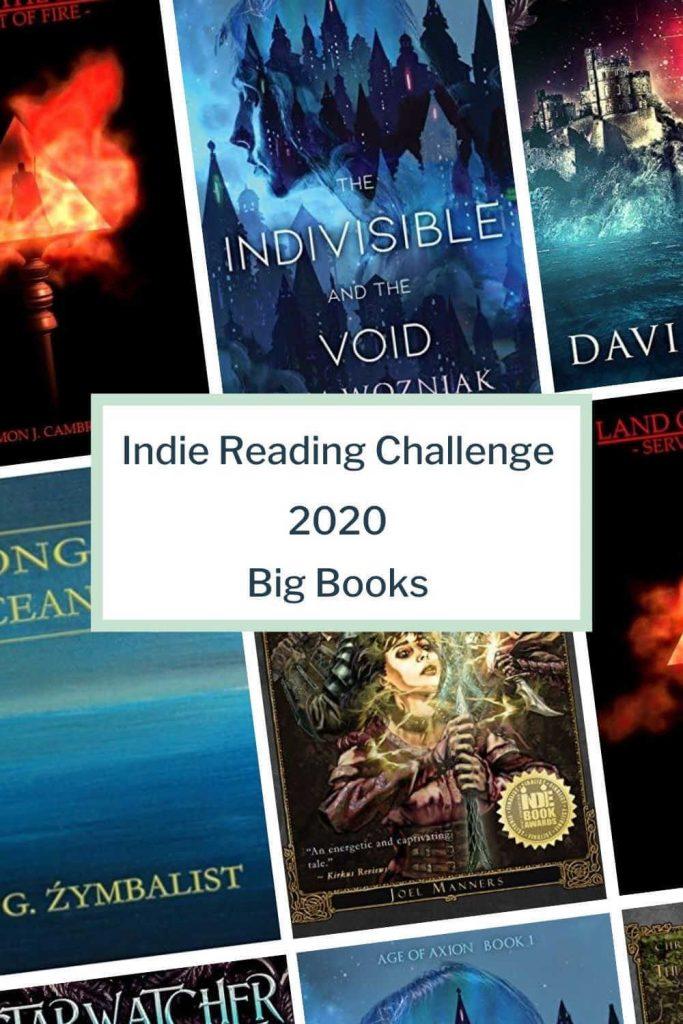 big books september reading challenge