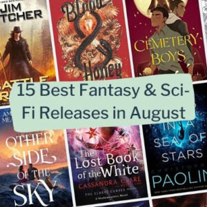 fantasy and sci-fi book releases september 2020