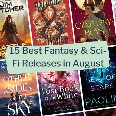 15 Best Fantasy & Sci-fi Book Releases of September 2020