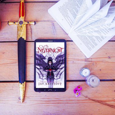 Nevernight by Jay Kristoff: Astonishing Coming-of-Age Action Epic Fantasy