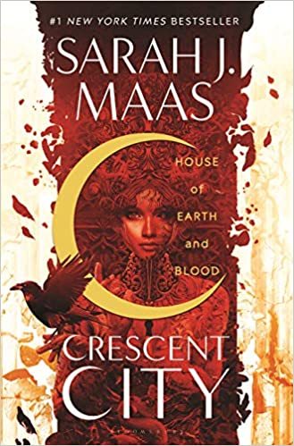 crescent city book covers