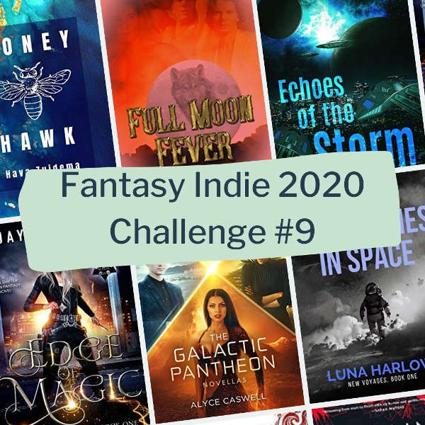 fantasy indie reading challenge october 2020 lgbtq books