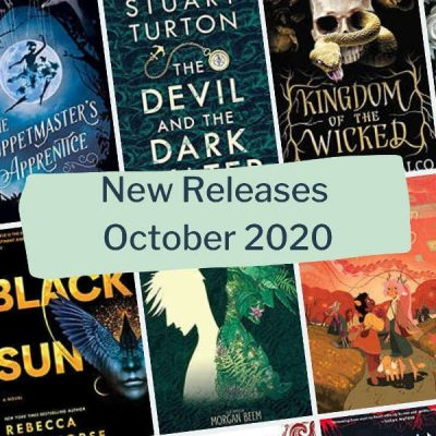 20 New Fantasy & Sci-Fi Book Releases of October