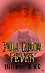 LGBTQ indie book october reading challenge full moon fever book cover