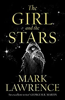 book covers the girl and the stars