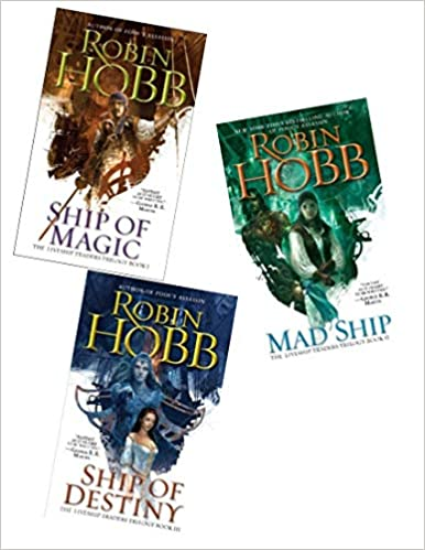 liveship traders book covers