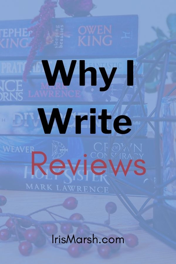 why write reviews discussion post
