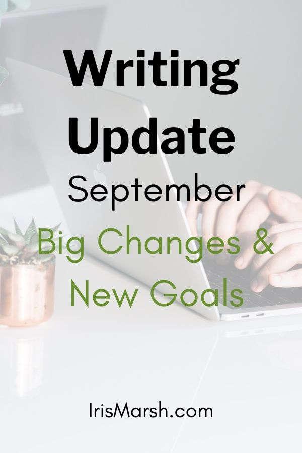 writing update september iris marsh