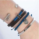bookish holiday gift guide ravenclaw bracelet