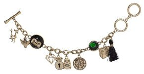 holiday bookish gifts fantastic beasts charm bracelet