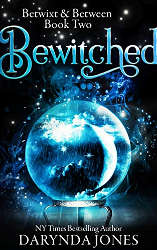 bewitched adult urban fantasy books book cover