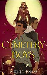 best urban fantasy book cemetery boys