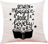 decor pillow with quote holiday gift guide