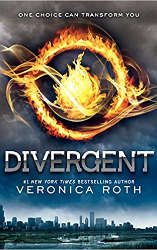 best urban fantasy books divergent book cover