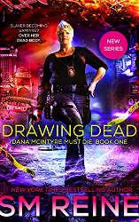 lgbtq urban fantasy books drawing dead