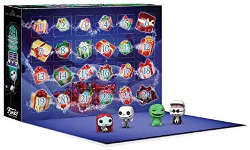 the nightmare before christmas funko pop advent calendar holiday gift guide