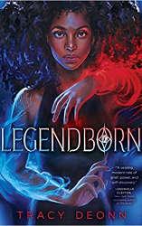 legendborn ya urban fantasy books