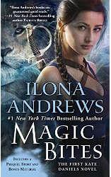 urban fantasy books magic bites