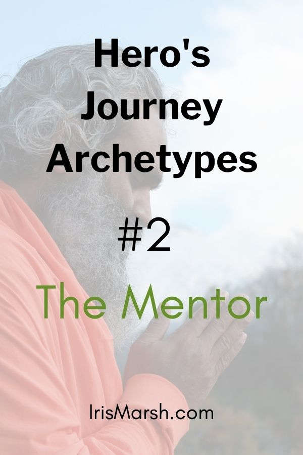 heros journey archetype the mentor article