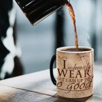 holiday gift guide for readers who love fantasy harry potter I solemnly swear mug