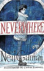 best urban fantasy books neverwhere