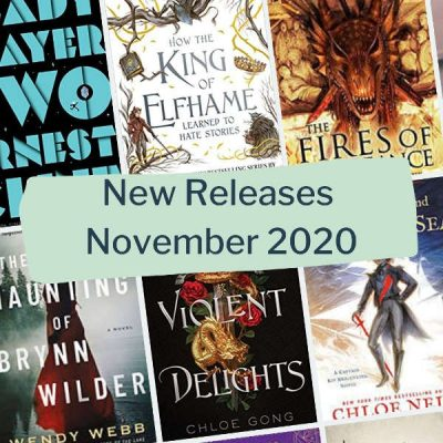 21 Best Fantasy & Sci-Fi Book Releases of November