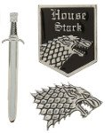 holiday gift guide for readers who love fantasy pins game of thrones house stark