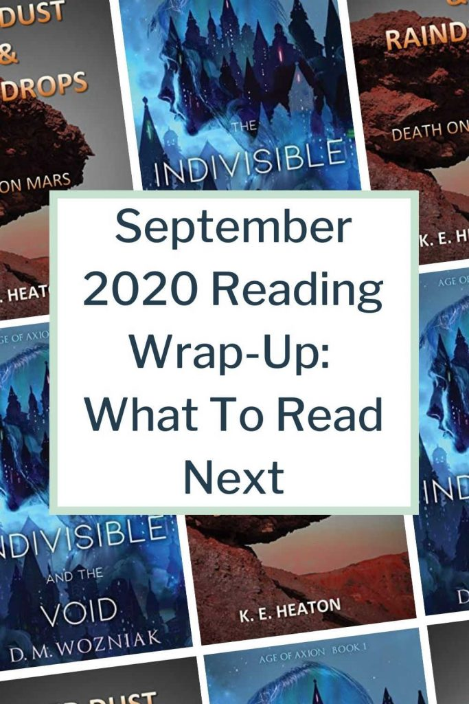 september what to read next fantasy and sci-fi mini book reviews