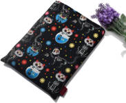 bookish holiday gift guide book sleeve cats