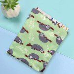 holiday gift guide blog book sleeve sloths