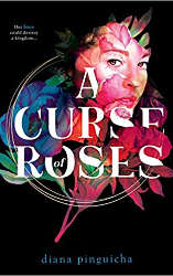 fantasy book releases december 2020 a curse of roses book cover