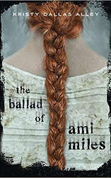 best sci-fi book releases december 2020 the ballad of ami miles book cover