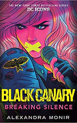 the black canary sci-fi and fantasy book releases december 2020 book cover