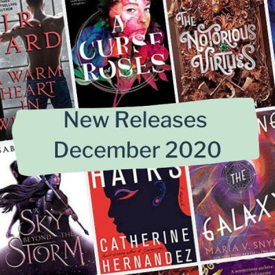20 Best Fantasy & Sci-Fi Book Releases of December