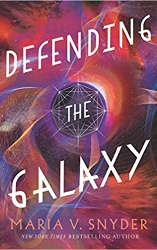 Best sci-fi book releases december 2020 defending the galaxy book cover