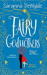 new fantasy book releases december 2020 fairy godmothers inc book cover