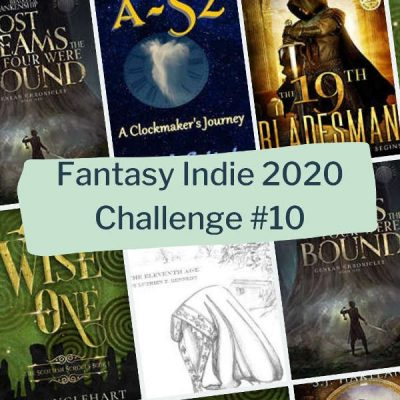 Indie Reading Challenge 2020: A Number's Game