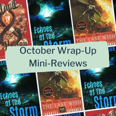 October 2020 Reading Wrap-Up: What To Read Next