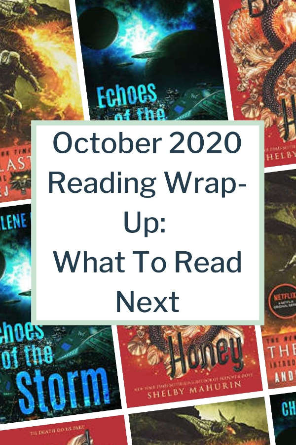 october 2020 reading wrap up pin