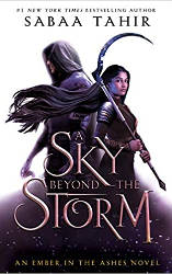best fantasy book releases december 2020 the sky beyond the storm book cover