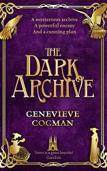 sci-fi and fantasy book releases december 2020 the dark archive book cover
